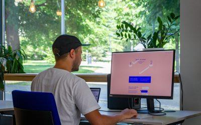 Koronakriisistä homepommin kautta uuteen toimistoon